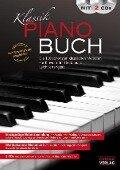 Klassik Piano Buch mit 2 CDs -