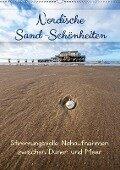 Nordische Sand-Schönheiten (Wandkalender 2018 DIN A2 hoch) - Kathleen Bergmann