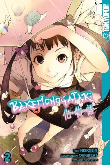 Bakemonogatari 02 - Ishin Nishio, Oh! Great