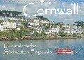 Cornwall. Der malerische Südwesten Englands (Wandkalender 2019 DIN A4 quer) - Anita Berger