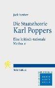 Die Staatstheorie Karl Poppers - Jack Nasher