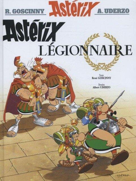 Asterix Französische Ausgabe 10. Legionnaire - Rene Goscinny, Albert Uderzo