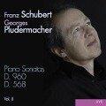 Klaviersonaten D.568 & 960 Vol.8 - Georges Pludermacher