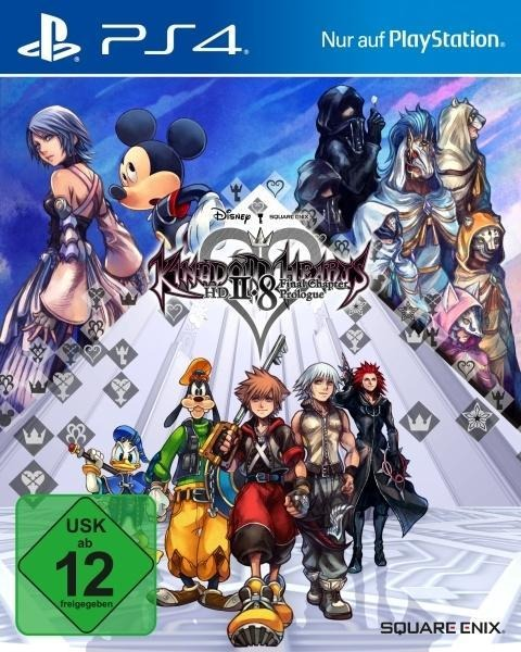 Kingdom Hearts HD 2.8 Final Chapter Prologue (PlayStation PS4) -