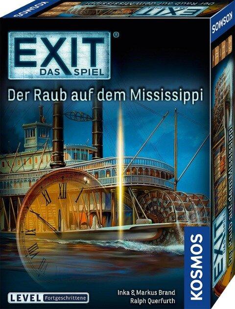 EXIT - Der Raub auf dem Mississippi -