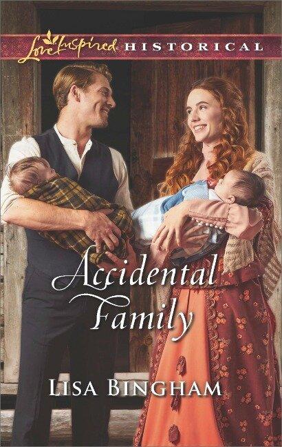 Accidental Family (Mills & Boon Love Inspired Historical) (The Bachelors of Aspen Valley, Book 2) - Lisa Bingham