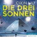 Die drei Sonnen (MP3-CD) - Cixin Liu