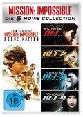 Mission: Impossible 5-Movie Set -