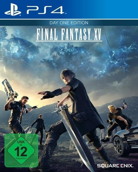 Final Fantasy XV Day One Edition (PlayStation PS4) -
