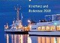 Konstanz und Bodensee 2018 (Wandkalender 2018 DIN A2 quer) - Sven Jaenecke