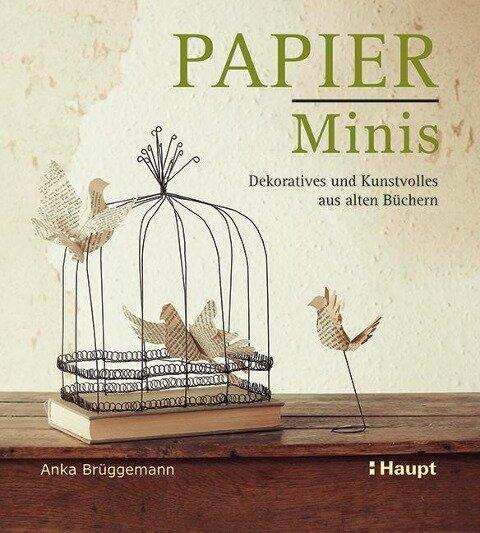 Papier-Minis - Anka Brüggemann