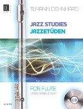 Jazzetüden - Tilmann Dehnhard