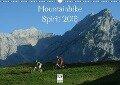 Mountainbike Spirit 2018 (Wandkalender 2018 DIN A3 quer) - Matthias Rotter