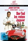 Der Tod im roten Jaguar (Jerry Cotton) -