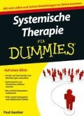 Systemische Therapie für Dummies - Paul Gamber