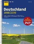 ADAC Maxiatlas Deutschland 2018/2019 1:150 000 -