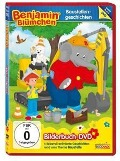 Benjamin Blümchen. Bilderbuch-DVD: Baustellengeschichten -