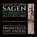Die Sagen des klassischen Altertums - Gustav Schwab