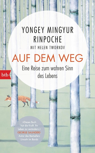 Auf dem Weg - Yongey Mingyur Rinpoche, Helen Tworkow