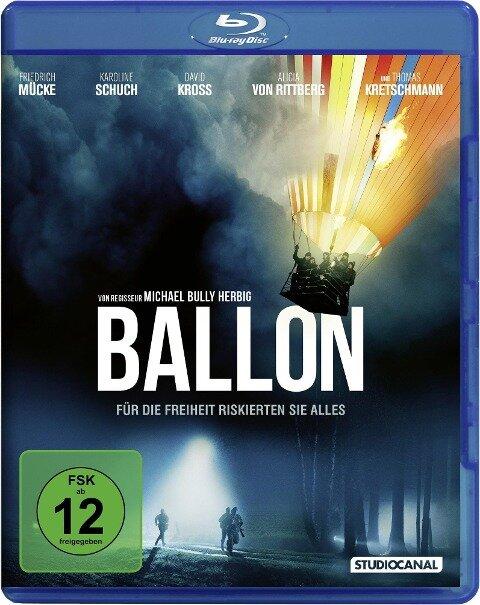 Ballon - Kit Hopkins, Thilo Röscheisen, Ralf Wengenmayr