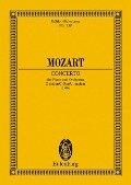 Konzert Nr. 21 C-Dur - Wolfgang Amadeus Mozart