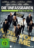 Die Unfassbaren - Now You See Me Extened Edition: -