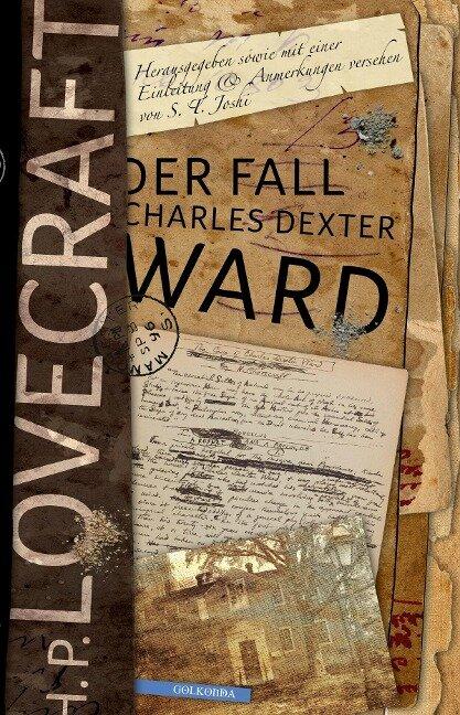 Der Fall Charles Dexter Ward - H. P. Lovecraft