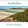 Australia - Dream Beaches (Wall Calendar 2018 300 × 300 mm Square) - Martin Wasilewski