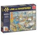 Jan van Haasteren - Technische Höhepunkte - 1000 Teile Puzzle -