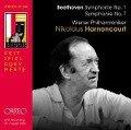 Sinfonien Nr. 1 & 7 - Ludwig van Beethoven