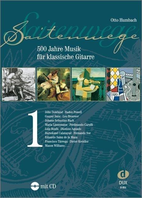 Saitenwege - Otto Humbach