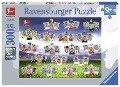 Bundesliga 2017/ 2018. Puzzle 300 Teile XXL -