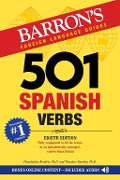 501 Spanish Verbs - Christopher Kendris, Theodore Kendris