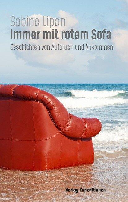 Immer mit rotem Sofa - Sabine Lipan