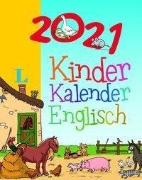 Langenscheidt Kinderkalender Englisch 2021 -