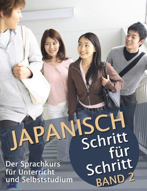 Japanisch Schritt für Schritt Band 2 - Martin Clauß, Maho Clauß