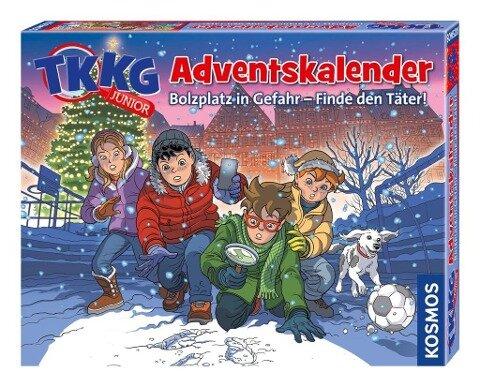 TKKG JUNIOR Adventskalender -