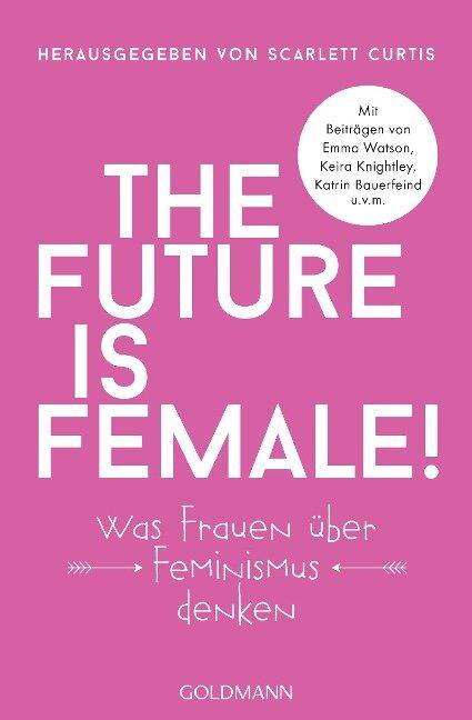 The future is female! -