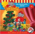 Benjamin Blümchen 051. Der Weihnachtsabend. CD -