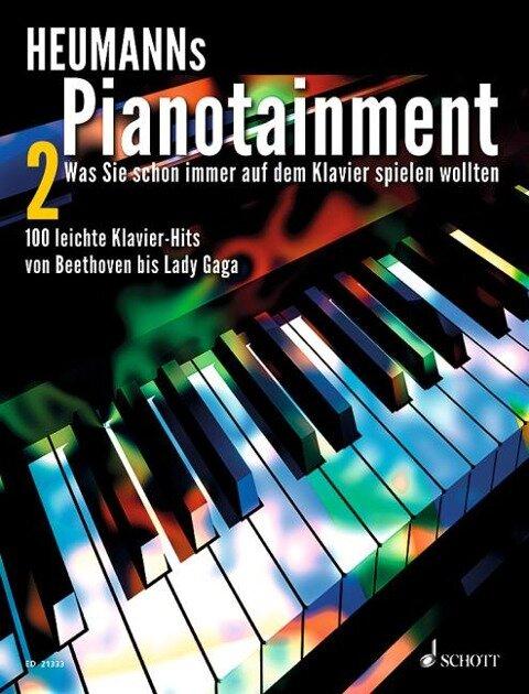 Heumanns Pianotainment. Band 2. Klavier -