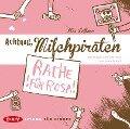 Achtung, Milchpiraten - Rache für Rosa (1 CD) - Kai Lüftner