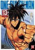 ONE-PUNCH MAN 13 - Yusuke Murata, One