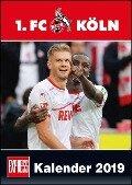 1. FC Köln 2019 Wandkalender -