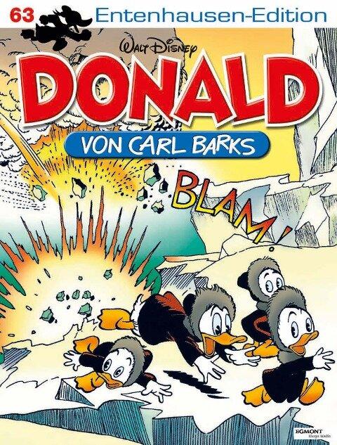 Disney: Entenhausen-Edition-Donald Bd. 63 - Carl Barks