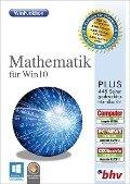 WinFunktion Mathematik plus 23 für Win10. Windows 10, 8, 7 (32- oder 64 Bit), Vista, XP (SP2 oder höher) -