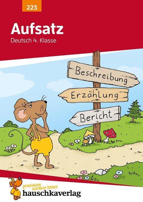 Aufsatz Deutsch 4. Klasse - Gerhard Widmann