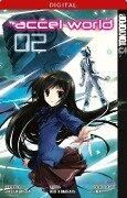 Accel World 02 - Reki Kawahara, Hiroyuki Aigamo, HIMA
