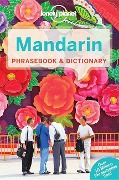 Lonely Planet Mandarin Phrasebook -