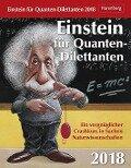 Einstein für Quanten-Dilettanten 2018 - Daniel Lingenhöhl, Thomas Trösch