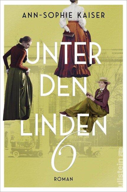 Unter den Linden 6 - Ann-Sophie Kaiser